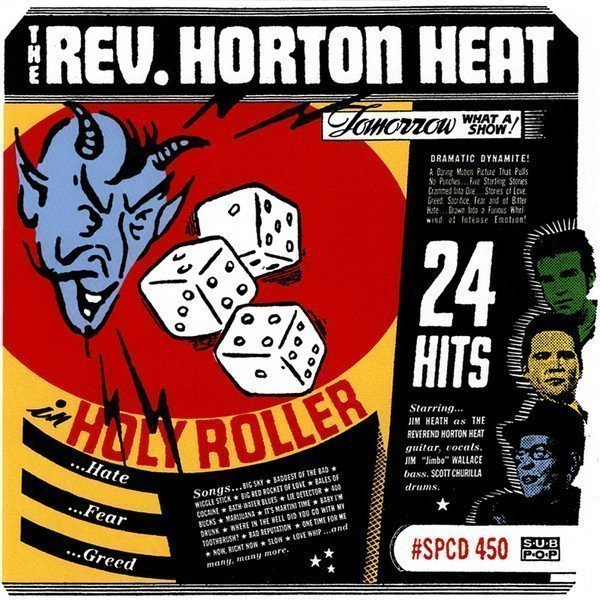 Reverend Horton Heat - Holy Roller