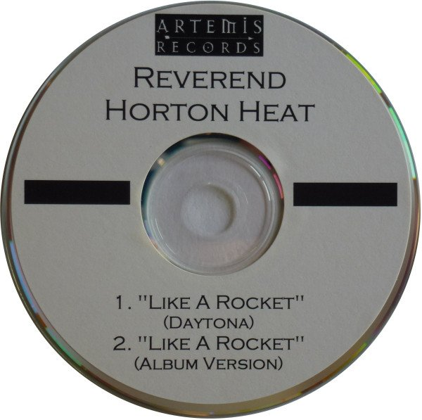 Reverend Horton Heat - Like A Rocket