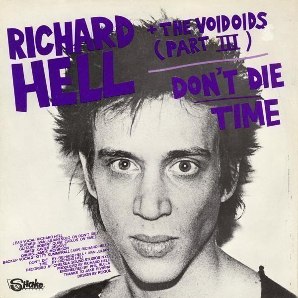 Richard Hell  The Vovoids - Don