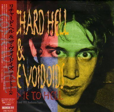 Richard Hell  The Vovoids - Gone To Hell
