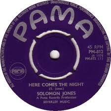 Rico Rodriguez - Here Comes The Night / Jaded Ramble