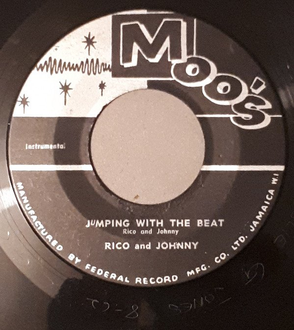 Rico Rodriguez - Jumping With The Beat / Big Foot Lue