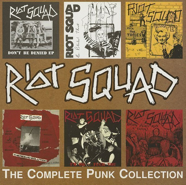 Riot Squad - The Complete Punk Collection
