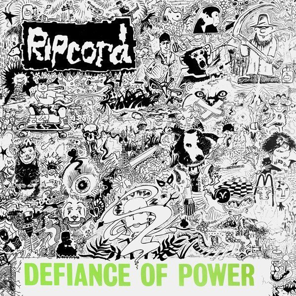 Ripcord - Defiance Of Power