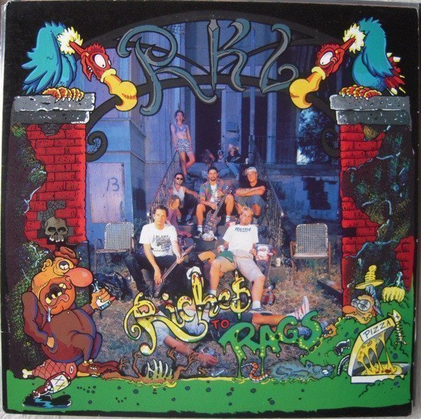 Rkl - Riches To Rags