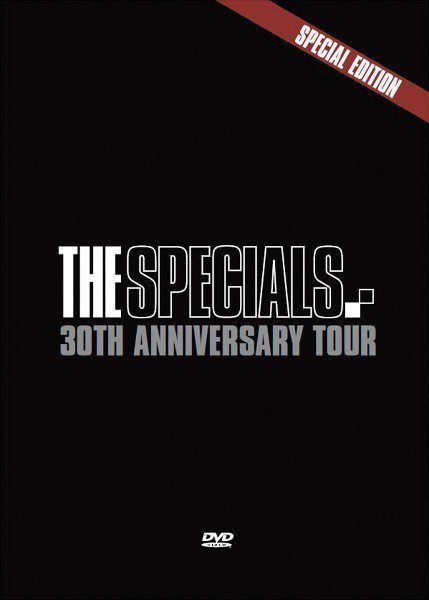 Roddy Radiation  The Specials - 30TH Anniversary Tour - Special Edition