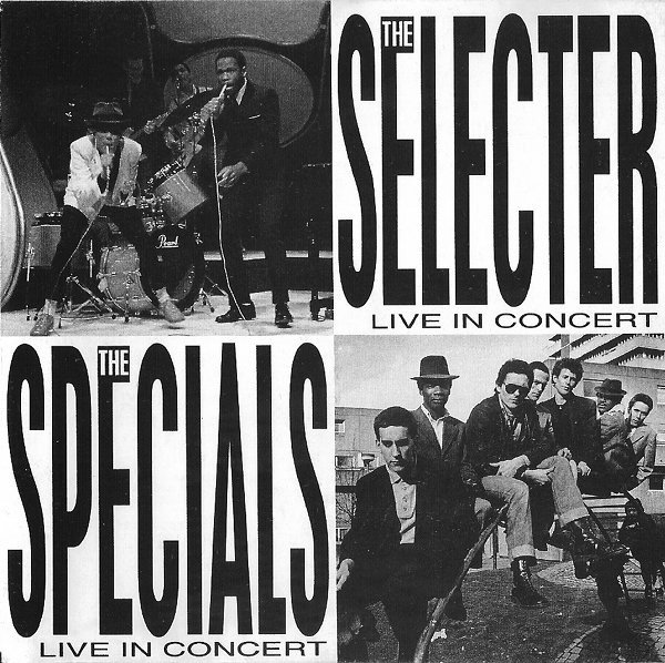 Roddy Radiation  The Specials - BBC Radio 1 Live In Concert