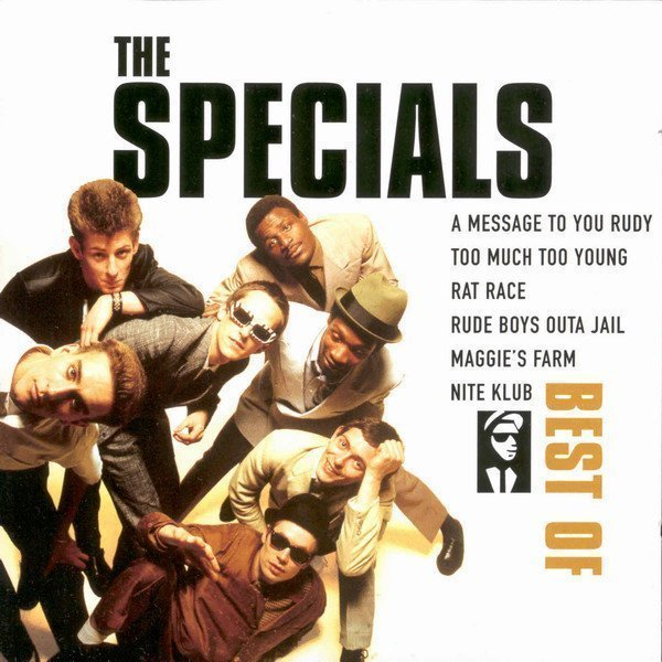 Roddy Radiation  The Specials - Best Of