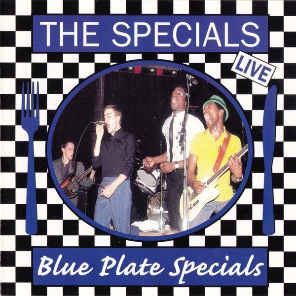 Roddy Radiation  The Specials - Blue Plate Specials Live