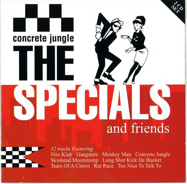 Roddy Radiation  The Specials - Concrete Jungle