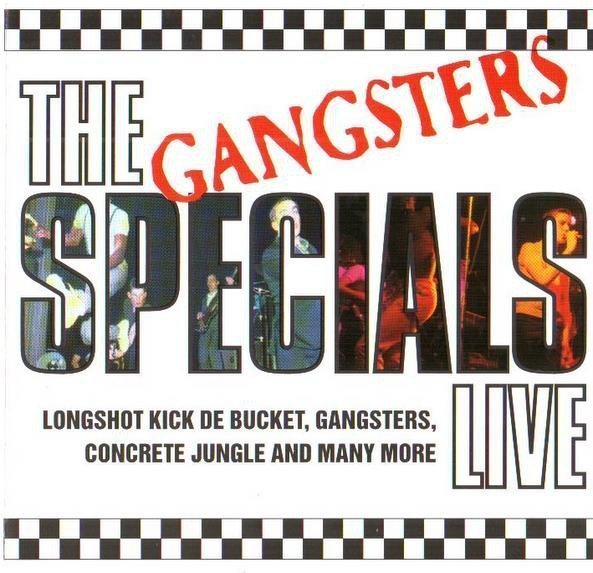 Roddy Radiation  The Specials - Gangsters