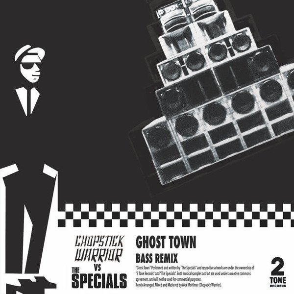 Roddy Radiation  The Specials - Ghost Town (Bass Remix)