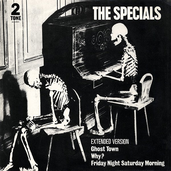 Roddy Radiation  The Specials - Ghost Town / Why? / Friday Night, Saturday Morning