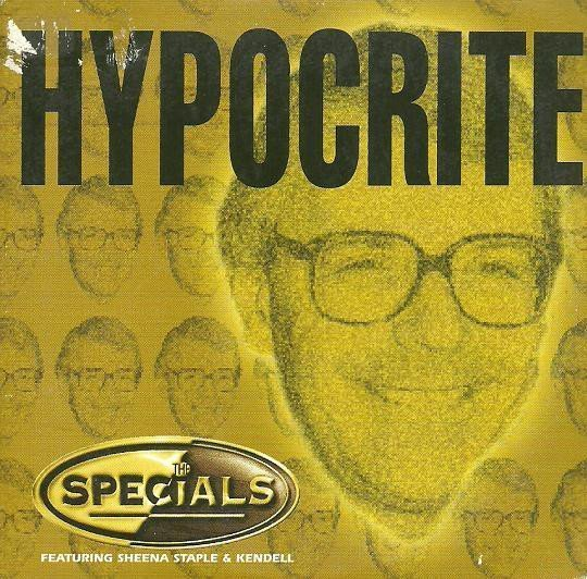 Roddy Radiation  The Specials - Hypocrite