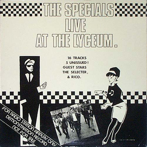 Roddy Radiation  The Specials - Live At The Lyceum