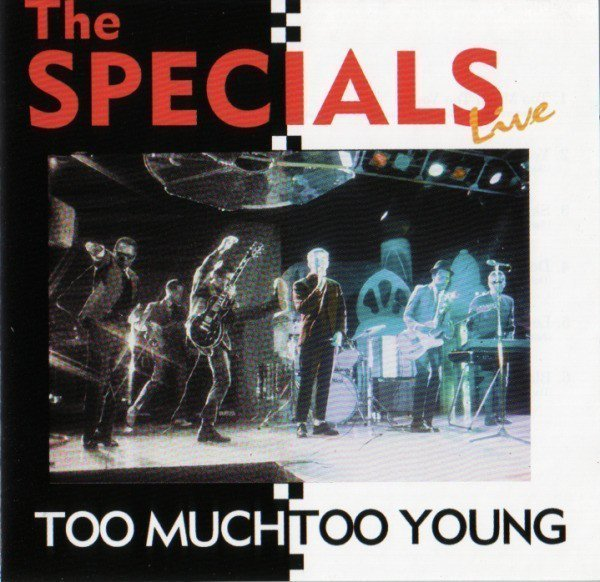 Roddy Radiation  The Specials - Live Too Much Too Young