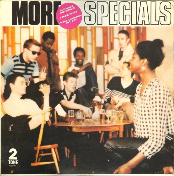 Roddy Radiation  The Specials - More Specials
