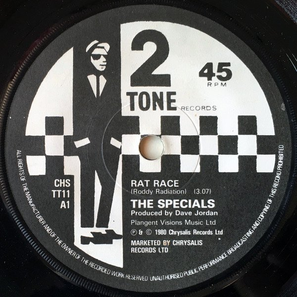 Roddy Radiation  The Specials - Rat Race