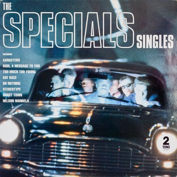 Roddy Radiation  The Specials - Singles
