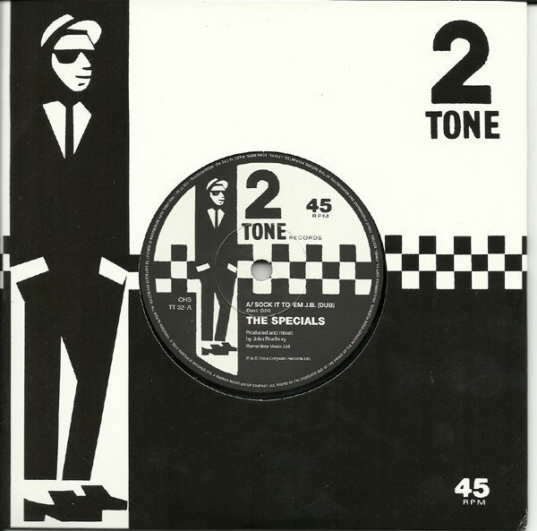 Roddy Radiation  The Specials - Sock It To