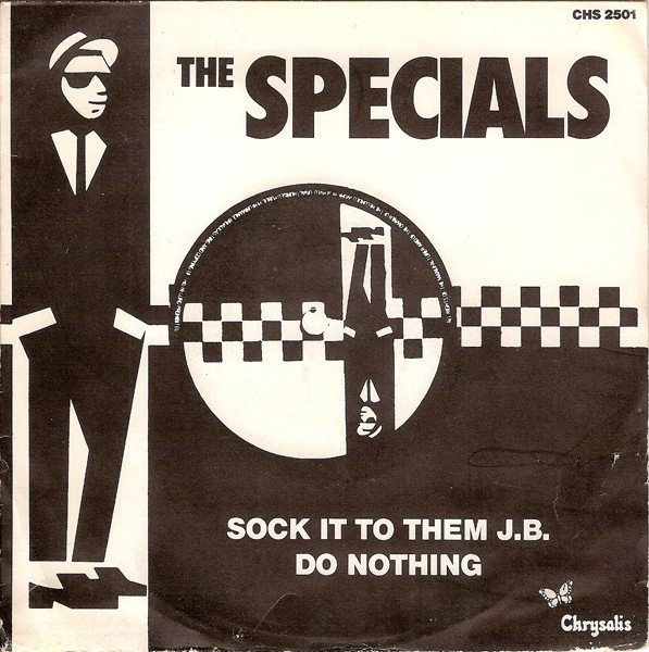 Roddy Radiation  The Specials - Sock It To Them J.B.