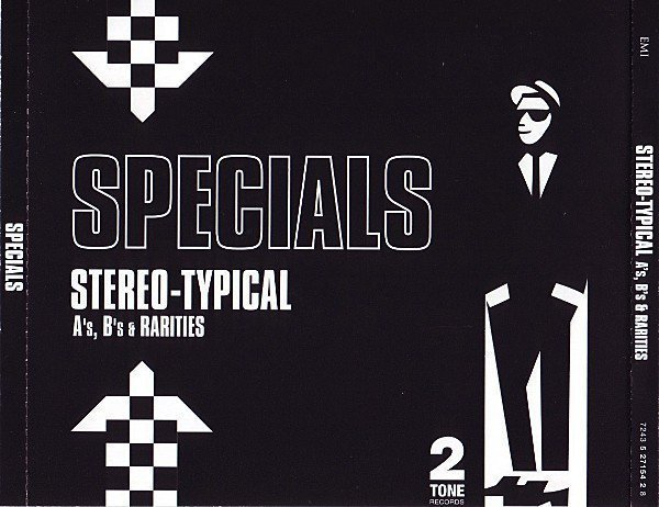 Roddy Radiation  The Specials - Stereo-Typical (A