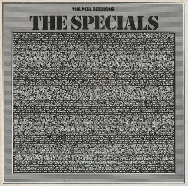 Roddy Radiation  The Specials - The Peel Sessions