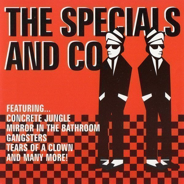 Roddy Radiation  The Specials - The Specials And Co.