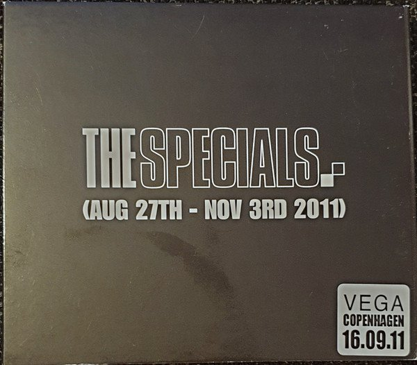 Roddy Radiation  The Specials - The Specials (Aug 27th - Nov 3rd 2011) - Vega Copenhagen 16.09.11
