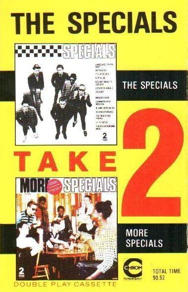 Roddy Radiation  The Specials - The Specials / More Specials