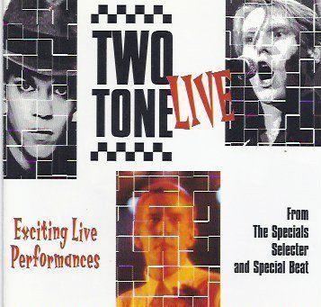 Roddy Radiation  The Specials - Two Tone Live. Exciting Live Performances.