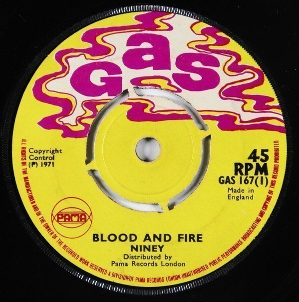 Roland Alphonso - Blood And Fire / 33-66