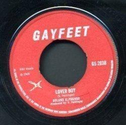 Roland Alphonso - By The Time I Get To Phoenix / Lover Boy