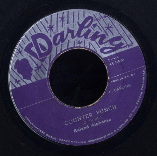Roland Alphonso - Counter Punch / Side By Side