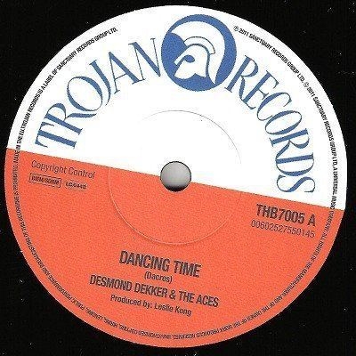Roland Alphonso - Dancing Time