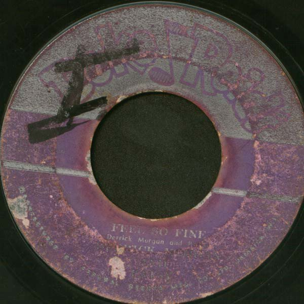 Roland Alphonso - Feel So Fine / Mean To Me