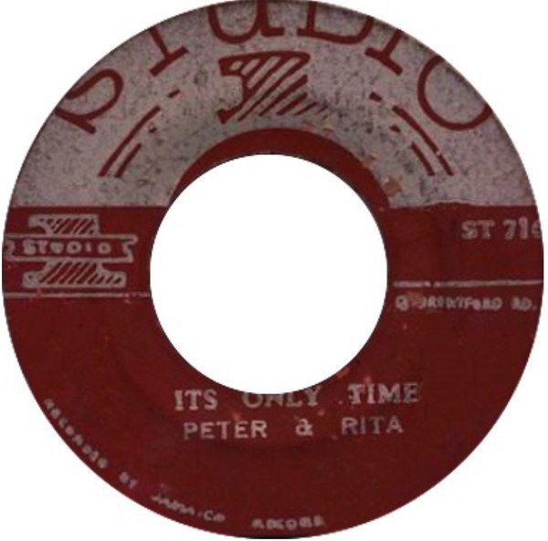 Roland Alphonso - Its Only Time / Tall In The Saddle