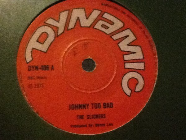 Roland Alphonso - Johnny Too Bad / Saucy Hord
