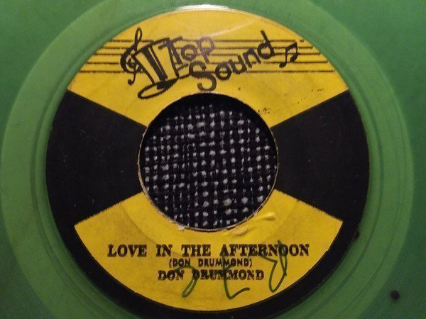 Roland Alphonso - Love In The Afternoon / The Return Of Paul Bogle