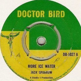 Roland Alphonso - More Ice Water / Miss-Ska-Culation