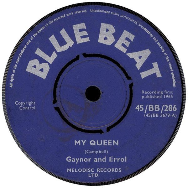 Roland Alphonso - My Queen / Roland Plays Prince