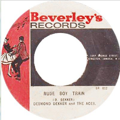 Roland Alphonso - Rude Boy Train / Nothing For Nothing