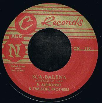 Roland Alphonso - Sca-Balena / Two For One