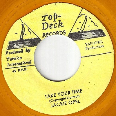 Roland Alphonso - Take Your Time / Live Desire