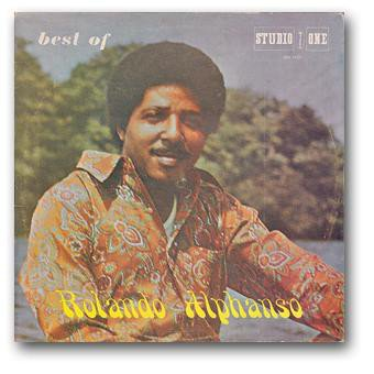 Roland Alphonso - The Best Of