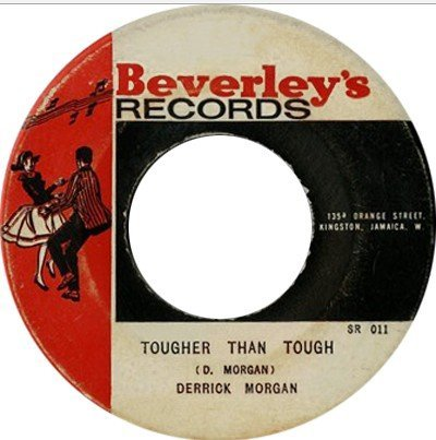 Roland Alphonso - Tougher Than Tough / Song For My Father