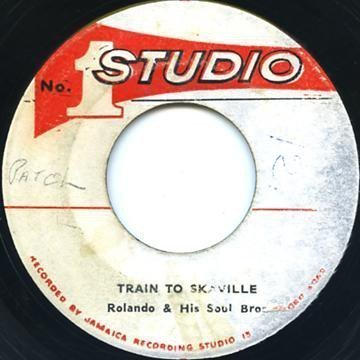 Roland Alphonso - Train To Skaville / Close To My Heart