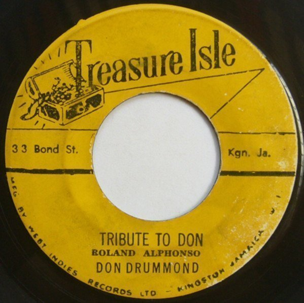 Roland Alphonso - Tribute To Don