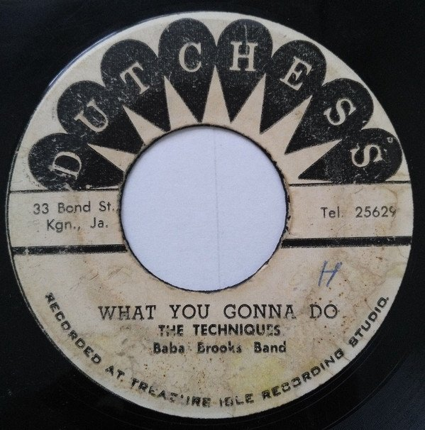 Roland Alphonso - What You Gonna Do / Don Drummond