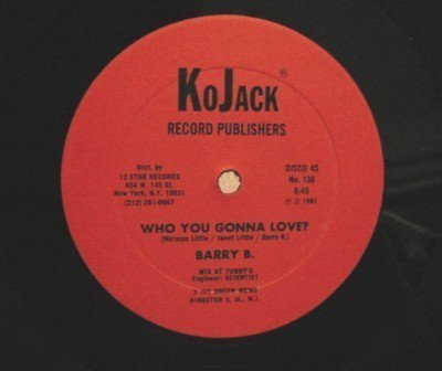 Roland Alphonso - Who You Gonna Love? / Across 145th Street